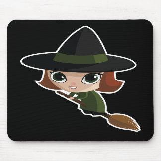 Cassandra la bruja alfombrilla de ratón