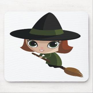 Cassandra la bruja tapetes de ratón
