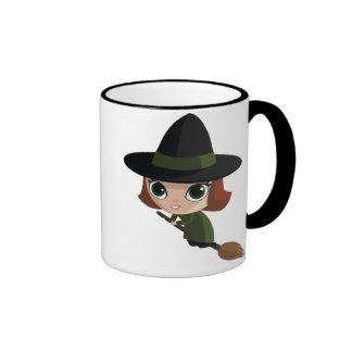 Cassandra la bruja tazas de café