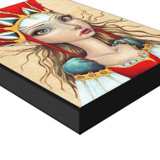 Cassandra s Dream Gallery Wrap Canvas