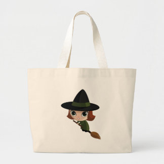 Cassandra the Witch Canvas Bags