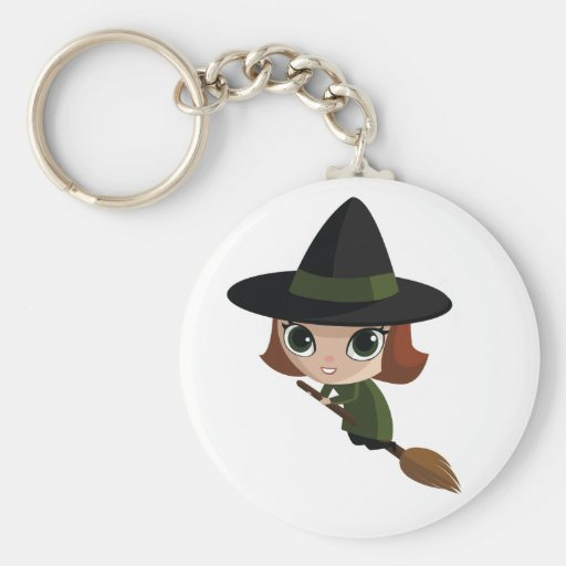Cassandra the Witch Key Chains