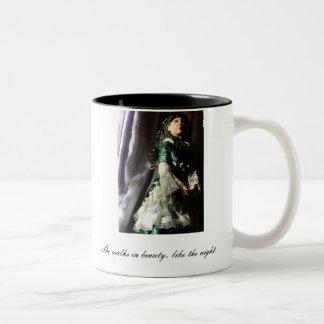 Cassandra Two-Tone Coffee Mug