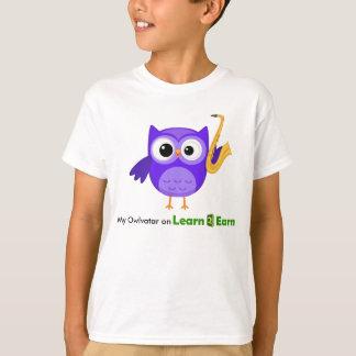 Cassandra's Owlvatar T-Shirt