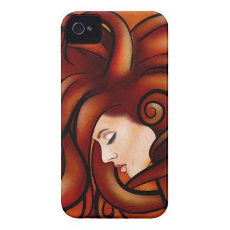 Cassandrina V1 - jellyhair iPhone 4 Cover