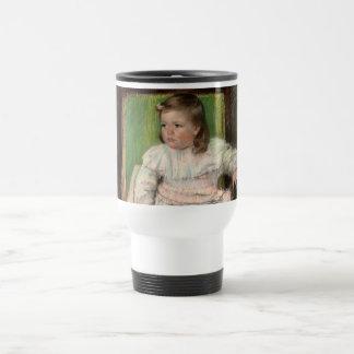 Cassatt The Pink Sash Coffee Mugs