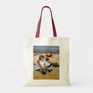 Cassatt's Children on the Beach - Bag