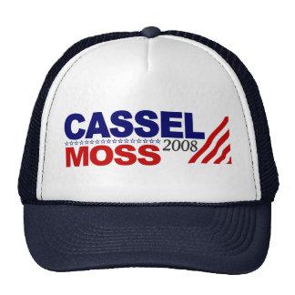 Cassel Moss 2008 Mesh Hat