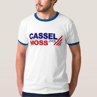 Cassel Moss 2008 T-Shirt
