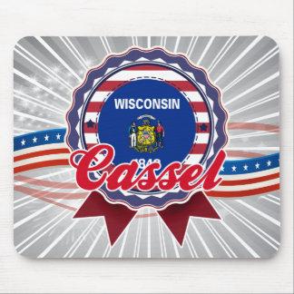 Cassel, WI Mousepad