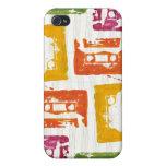 cassetes iPhone 4 carcasas