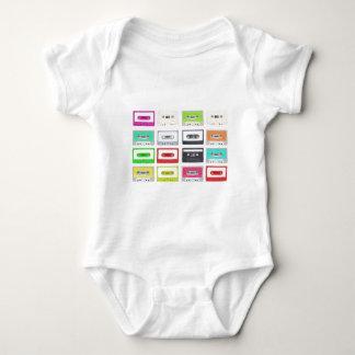 Cassette Baby Bodysuit
