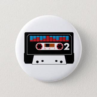 Cassette Button