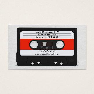 Cassette Card