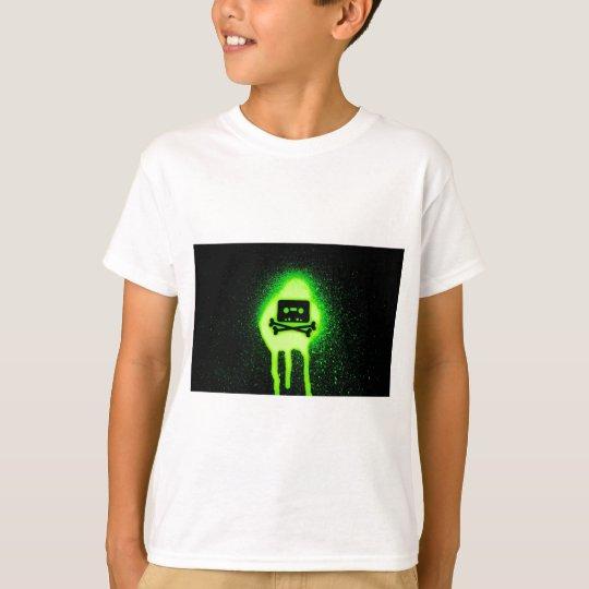 Cassette Crossbones - GeekShirts T-Shirt