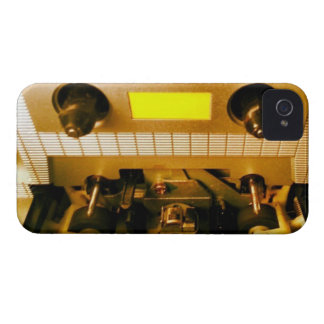 Cassette Deck iPhone 4 Covers