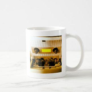 Cassette Deck Coffee Mug