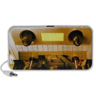Cassette Deck Speakers
