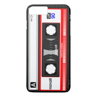 cassette image iPhone 8 plus/7 plus case
