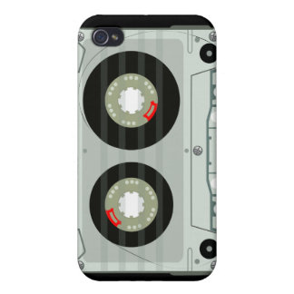 Cassette iPhone 4/4S Covers