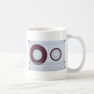 Cassette Basic White Mug