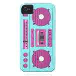 cassette player iPhone 4 Case-Mate case