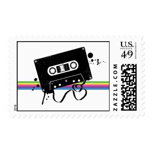 Cassette Postage