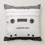 Cassette Tape 3 Pillows