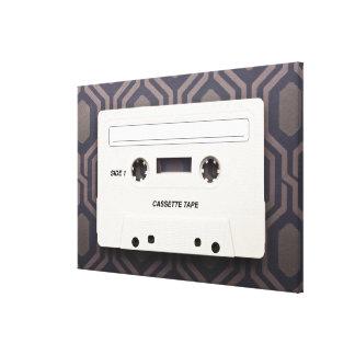 Cassette Tape 4 Canvas Print