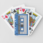 Cassette Tape Bicycle Card Decks