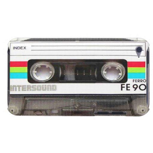 Cassette Tape iPod Case-Mate Cases