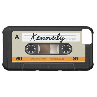 Cassette Tape iPhone 5C Covers