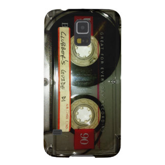 Cassette Tape Case For Galaxy S5