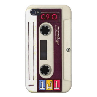 Cassette Tape Case For iPhone 4