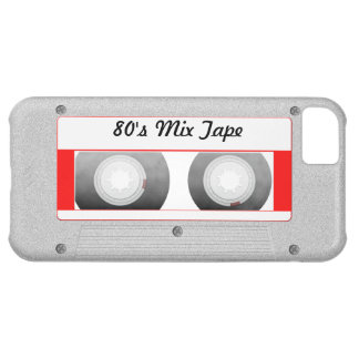 Cassette Tape Case For iPhone 5C