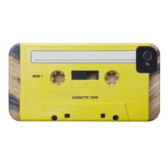 Cassette Tape Case-Mate iPhone 4 Case