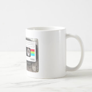 Cassette Tape Coffee Mug
