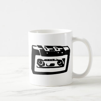 Cassette Tape Coffee Mug