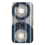 Cassette Tape Cover For iPhone 4