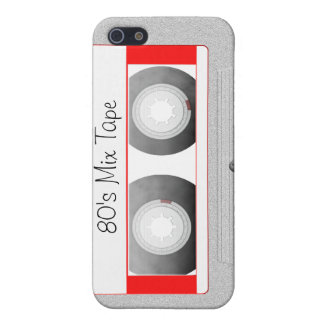 Cassette Tape Cover For iPhone SE/5/5s
