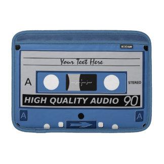 Cassette Tape custom device sleeves Sleeve For MacBook Air
