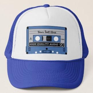 Cassette Tape custom hat - choose color