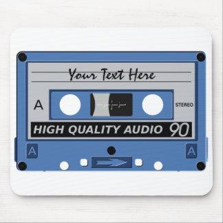 Cassette Tape custom mousepad