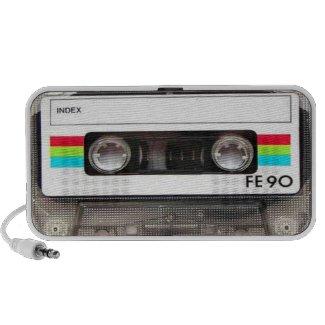 Cassette Tape Doodle Speaker doodle