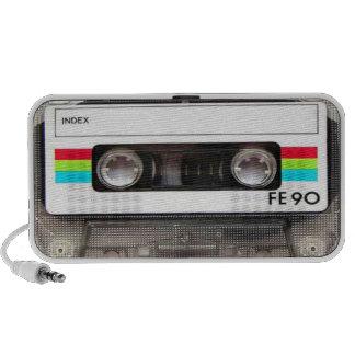Cassette Tape Doodle Speaker