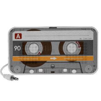 Cassette Tape Doodle Travel Speaker