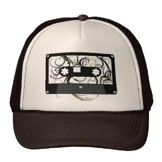 Cassette Tape Mesh Hat