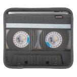 Cassette tape iPad sleeve