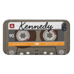 Cassette Tape iPhone 4/4S Case