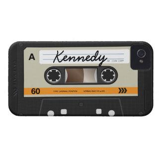 Cassette Tape iPhone 4 Case-Mate Case